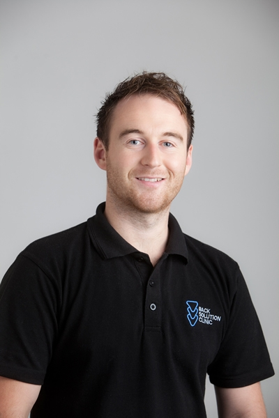 Daniel Rodgers back pain solutions practitioner