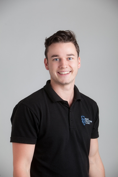 Elliott from back pain solutions